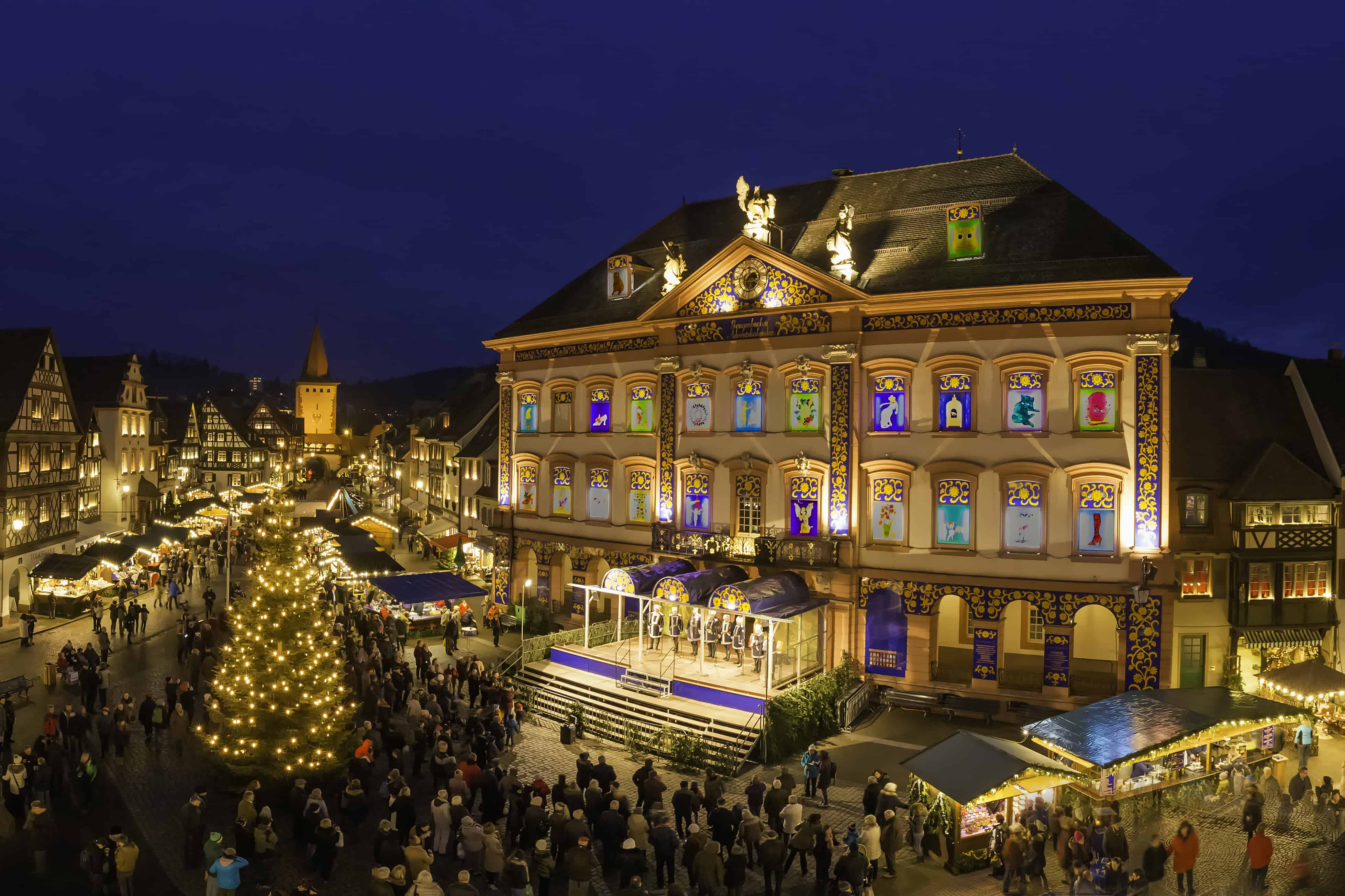Weihnachtsmarkt Gengenbach