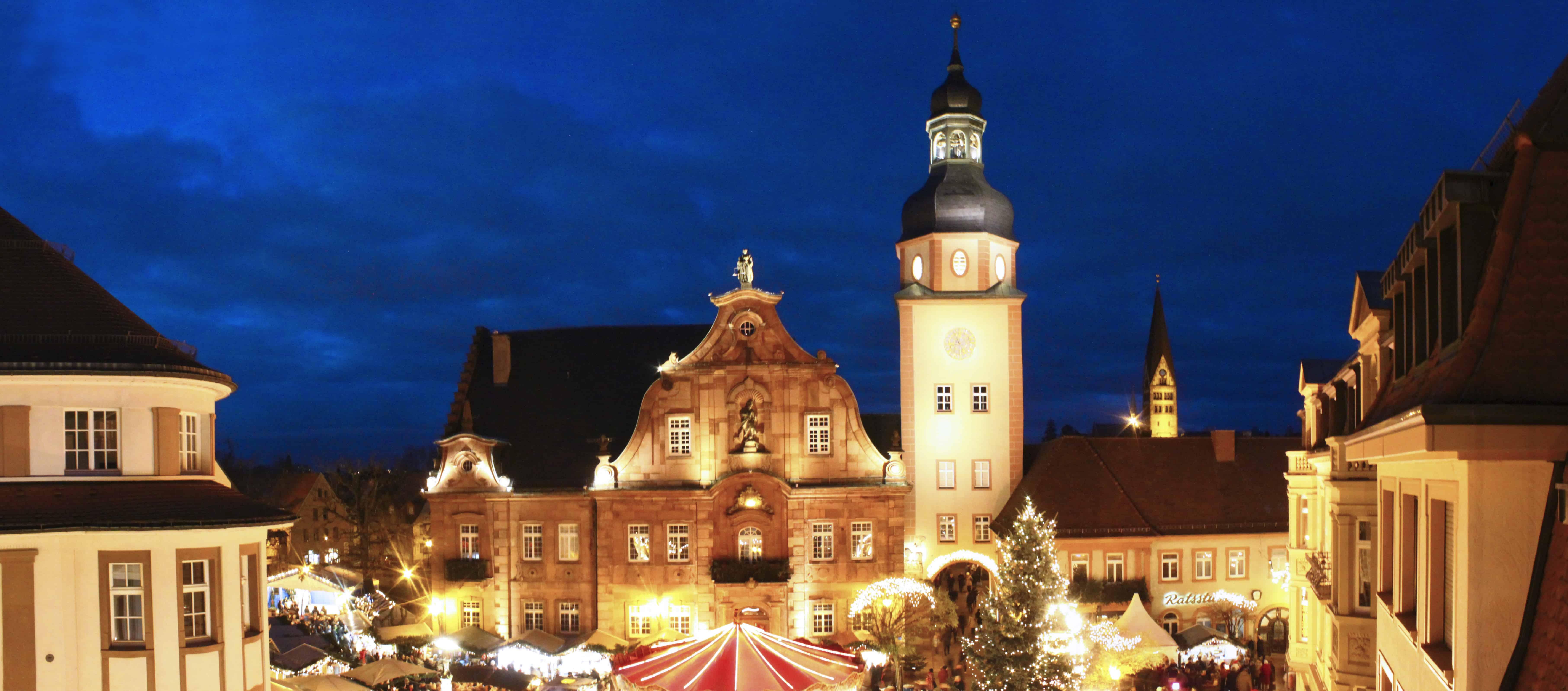 Weihnachtsmarkt Ettlingen öffnungszeiten