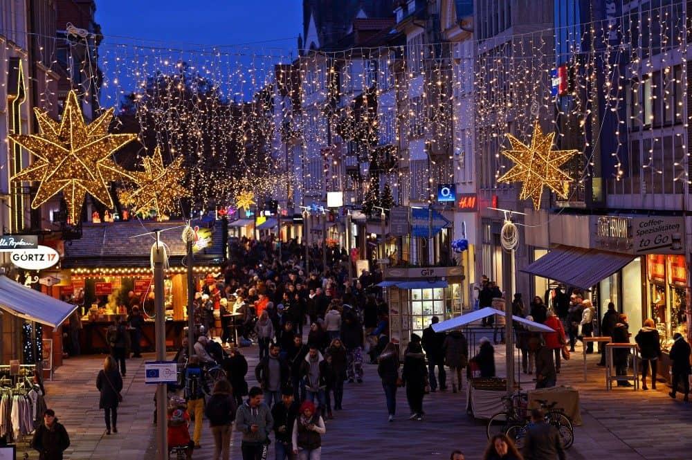 Norden Weihnachtsmarkt 2019.Göttingen Weihnachtsmarkt Magazin