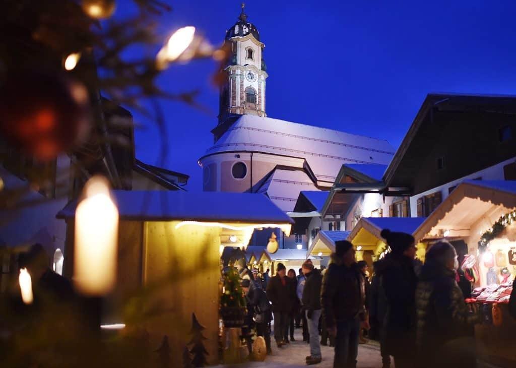 Mittenwalder Christkindlmarkt/Alpenwelt Karwendel