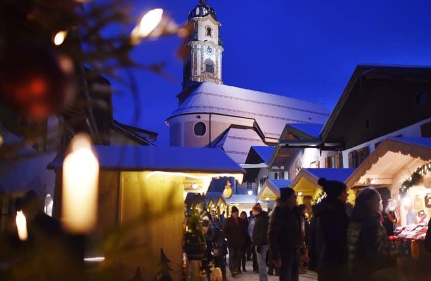 Mittenwalder Christkindlmarkt