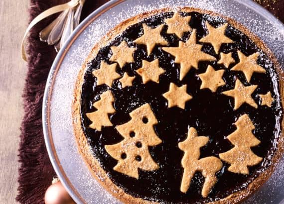 Weihnachtskuchen von Dt. Oetker