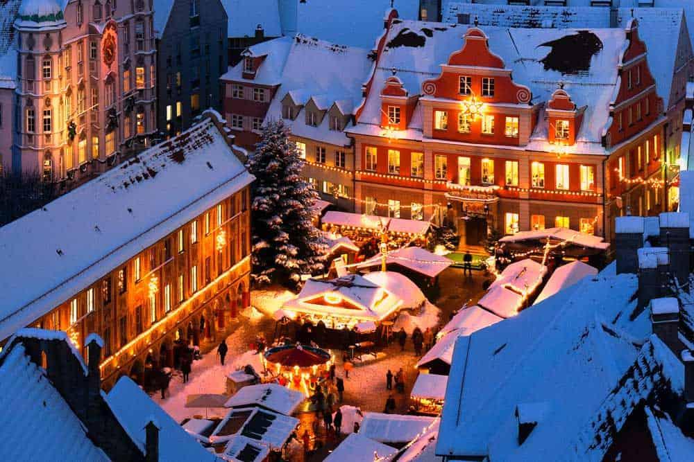 Guteneck Weihnachtsmarkt 2021
