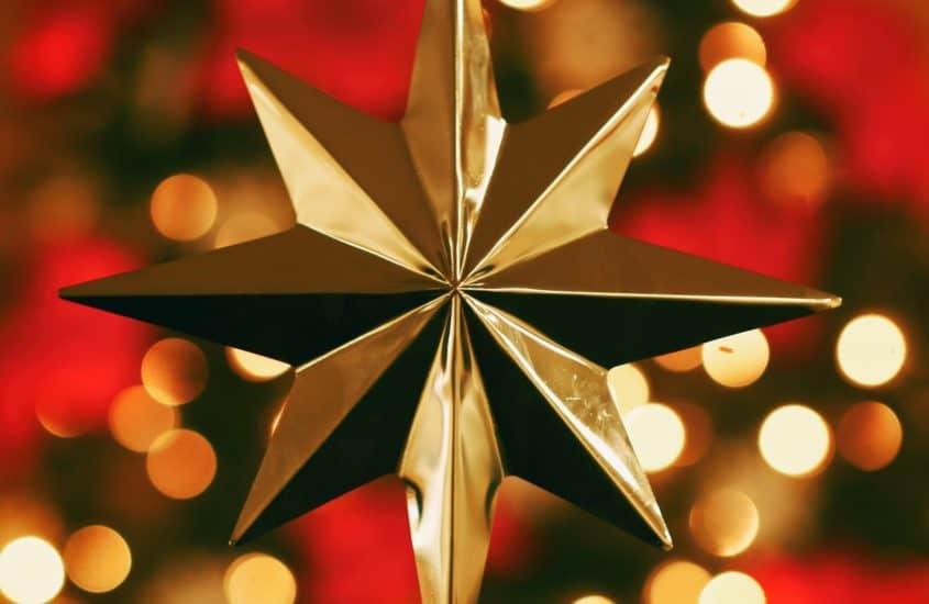 Großer Weihnachtsstern