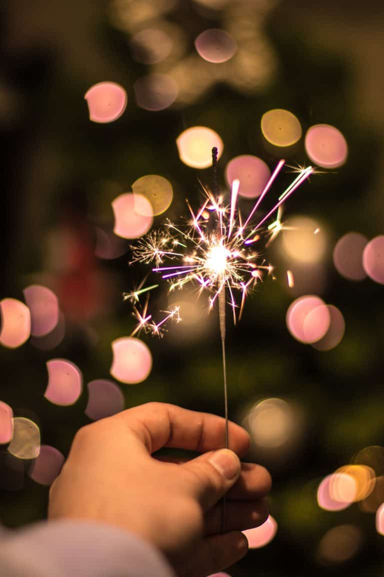 Wunderkerze, Weihnachtsbaumbeleuchtung