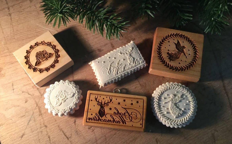 Springerle Kekse aus dem Nürnberger Land