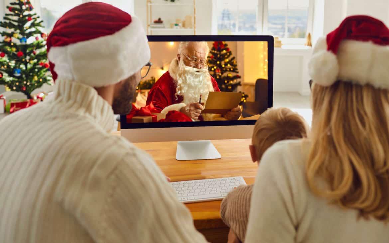 Weihnachten während Corona: Zoomen statt treffen