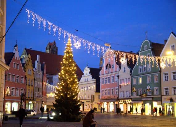 Weihnachten in Landshut