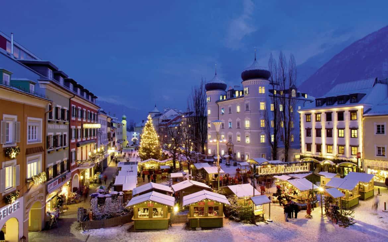 Lienzer Adventsmarkt ist einer der schönsten Weihnachtsmärkte in den österreichischen Alpen
